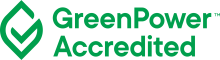 GreenPower Accredited logo
