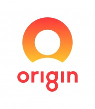 Origin energy logo file